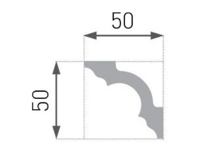 FDT-14 Taklist 50x50mm(60 meter)