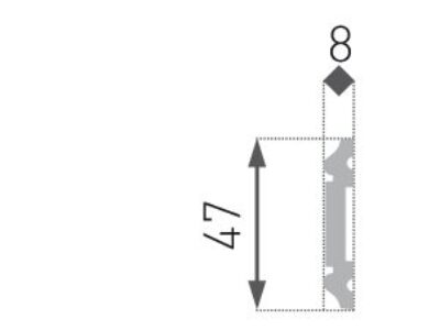 HW-3  Hard list 8x47mm INTERO kollesjon.