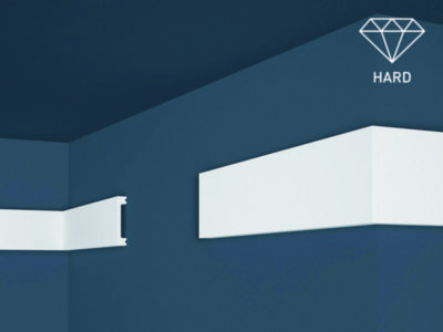 HD-1 Dør og vindu list (gulvlist) 2200x13x65mm INTERO kolleksjon.