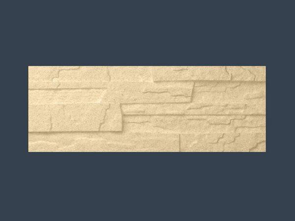 Stein dekor II. (grov) Beige  485x180x25mm