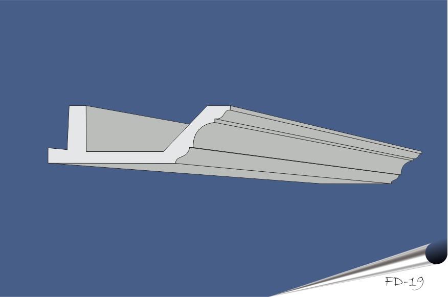 FD-19 grå-blå