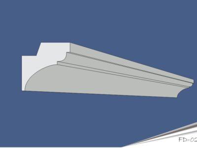 Lyslist, FD-02 /75x75mm/.