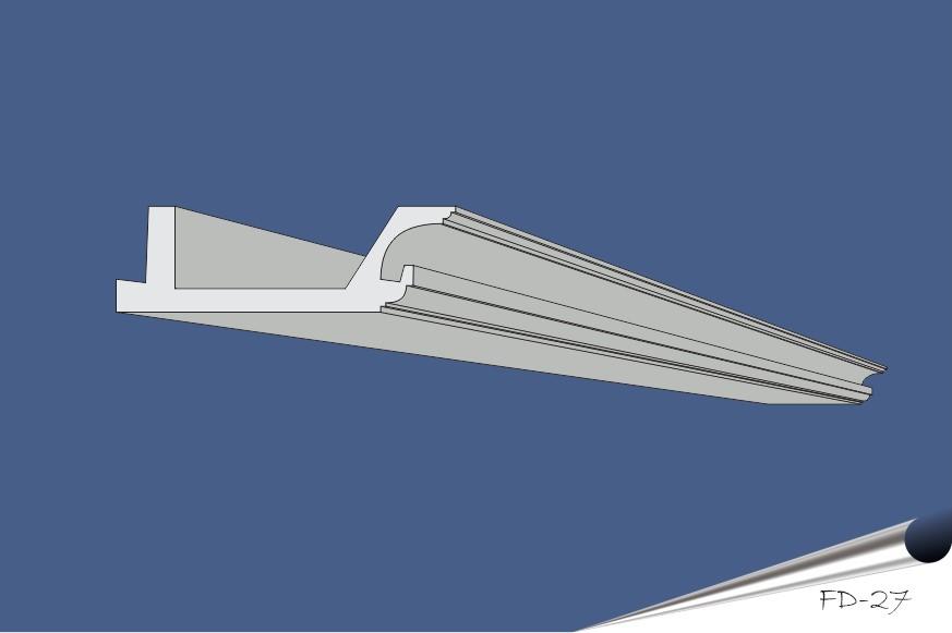 FD-27 grå-blå