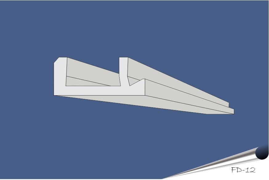 FD-12 grå-blå
