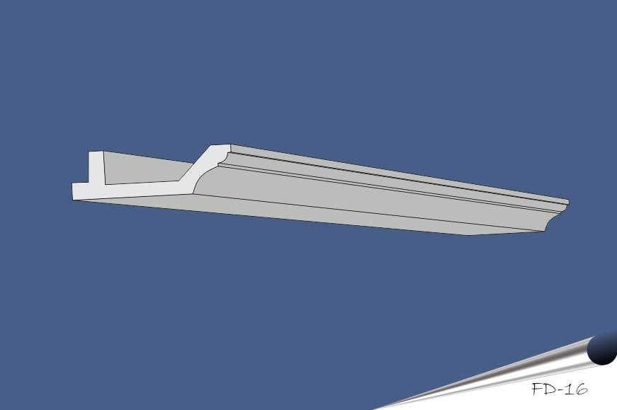FD-16 grå-blå