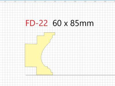 Lyslist, FD-22 /60x85mm/